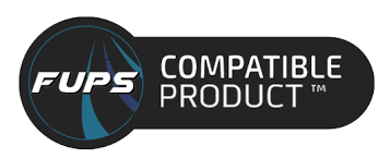 FUPS CERTIFIED PRODUCT LOGO